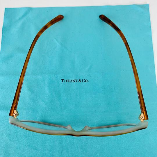 Tiffany & Co. TIFFANY & Co. ~Light Havana Eyeglasses Image 6