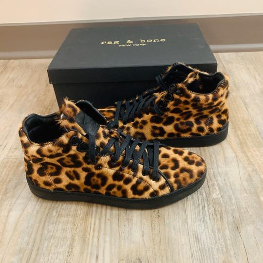 Rag & Bone leopard animal print Athletic Image 2