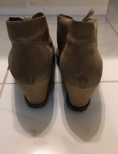 J.Crew Tan Suede Boots Image 3