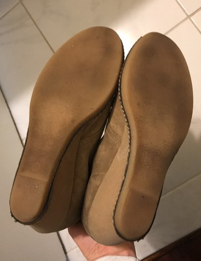 J.Crew Tan Suede Boots Image 4