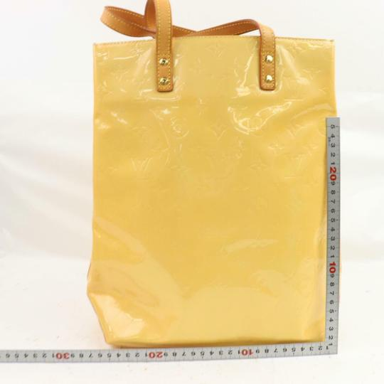 Louis Vuitton Tote in Yellow Image 1