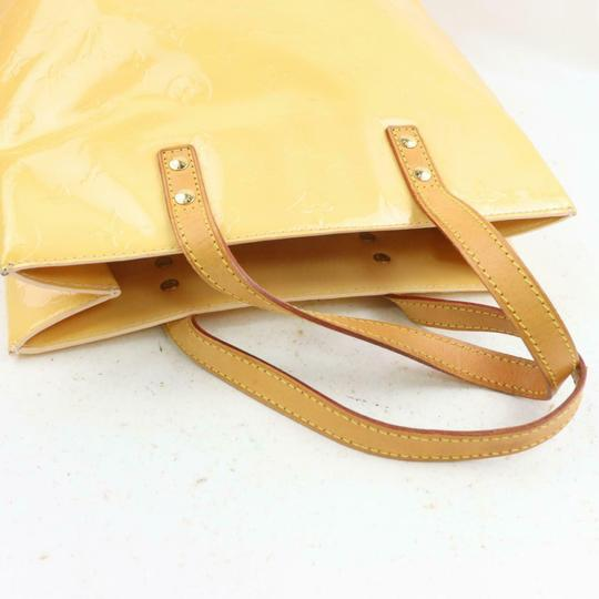 Louis Vuitton Tote in Yellow Image 5