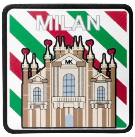 Michael Kors Michael Kors famous Cities Leather Sticker Set Image 2