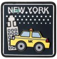 Michael Kors Michael Kors famous Cities Leather Sticker Set Image 3