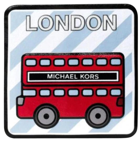 Michael Kors Michael Kors famous Cities Leather Sticker Set Image 4