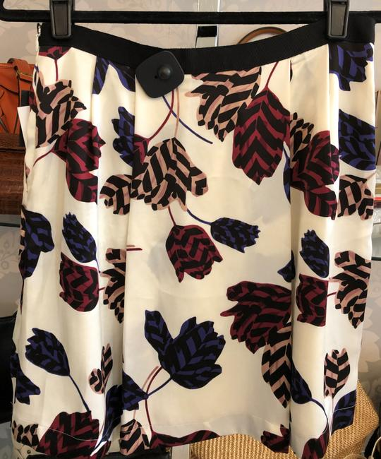 Marc by Marc Jacobs Skirt Cream,Black,Maroon,Blue,Brown Image 2