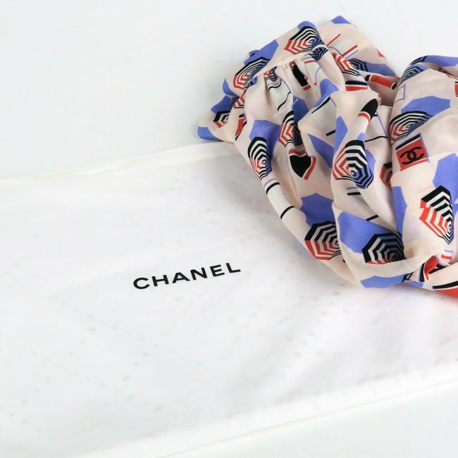 Chanel Top White - Blue - Red Image 6