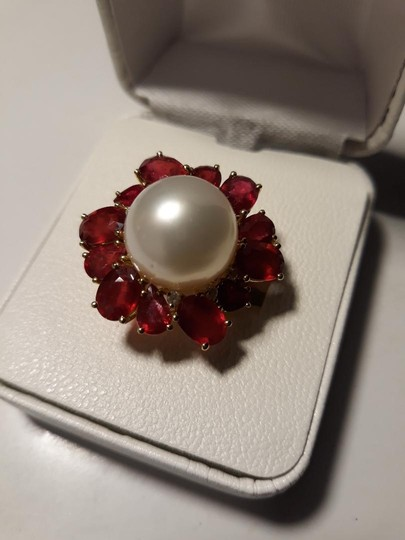 Classic Cocktail Ring
