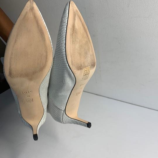 Joie white Boots Image 10
