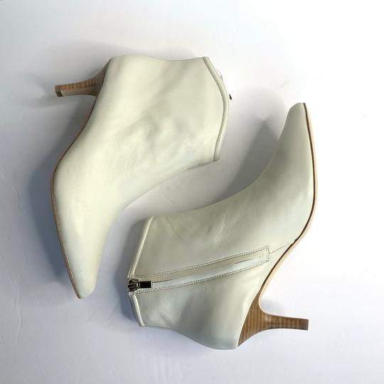 Joie white Boots Image 4