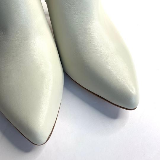 Joie white Boots Image 5