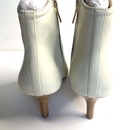 Joie white Boots Image 6