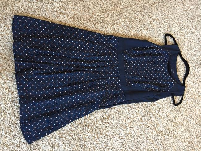 Tommy Hilfiger short dress Navy and multi colored on Tradesy Image 1