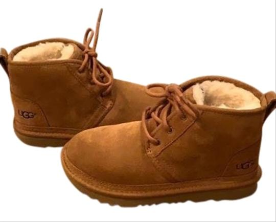 Preload https://img-static.tradesy.com/item/26334749/ugg-australia-chestnut-kids-bootsbooties-size-us-4-regular-m-b-0-1-540-540.jpg