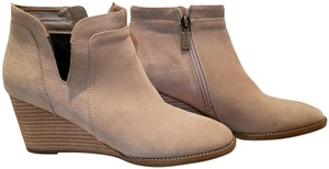 Blondo Winter Suede Leather Ankle Biege/ Tan Boots
