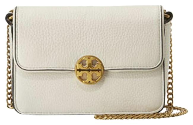 Item - Mini Chelsea New Ivory Leather Cross Body Bag