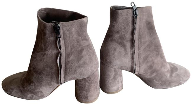 Item - Gray Suede Ridley Boots/Booties Size US 8.5 Regular (M, B)