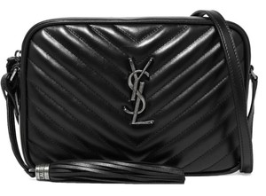 Saint Laurent Holiday Ysl Camera Cross Body Bag