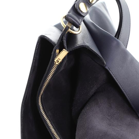 Céline Leather Shoulder Bag Image 7