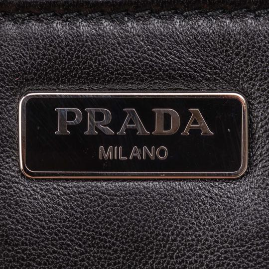 Prada Ff9prcx002 Vintage Canvas Cross Body Bag Image 6