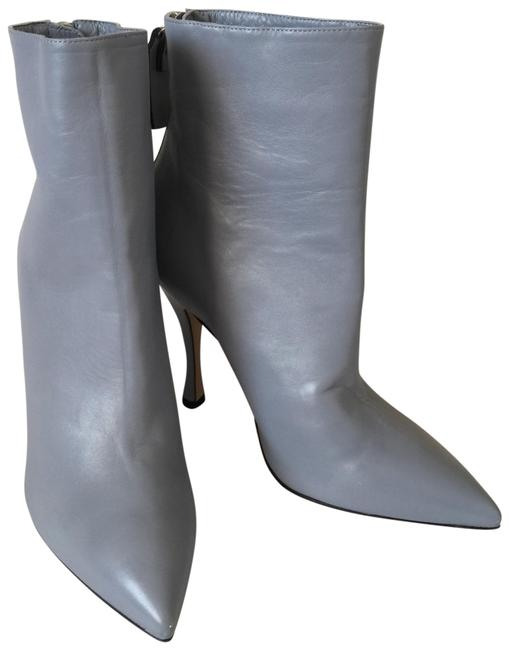 Item - Special Blue Elegant Boots/Booties Size US 7.5 Regular (M, B)