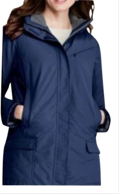 Item - Blue Squall In Navy Coat Size 0 (XS)