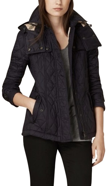 Burberry Black Jacket Image 0