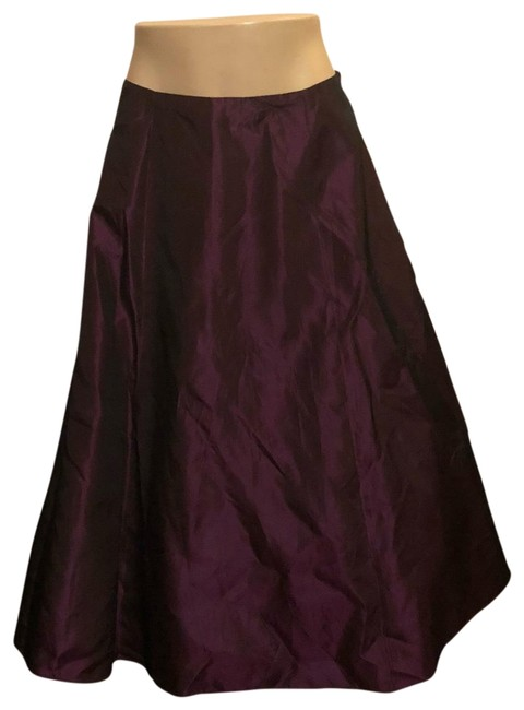 Item - Purple Perfect For Christmas Or Prom Skirt Size 14 (L, 34)