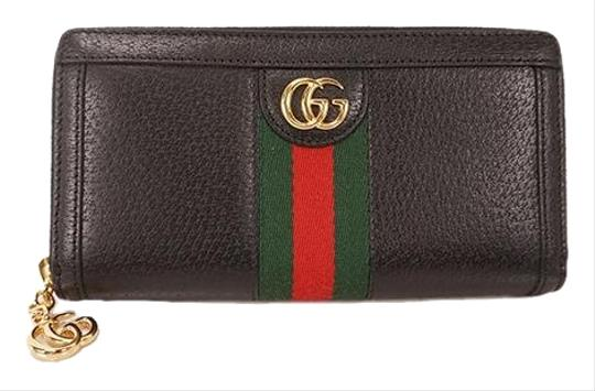 Gucci Gucci GG Marmont Shelley Folded Wallet 523154 Long Wallet Image 0