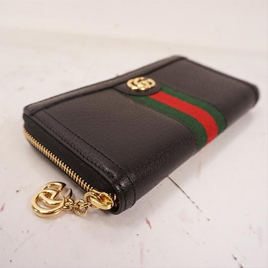 Gucci Gucci GG Marmont Shelley Folded Wallet 523154 Long Wallet Image 1