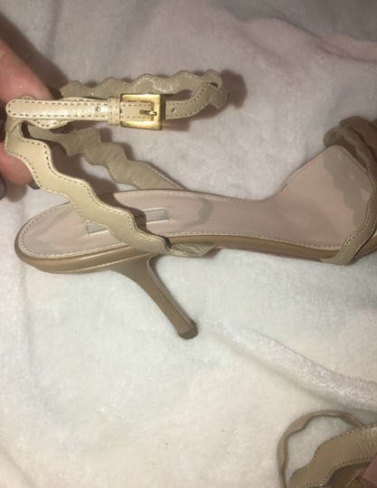 Prada two tone nude Pumps Image 4