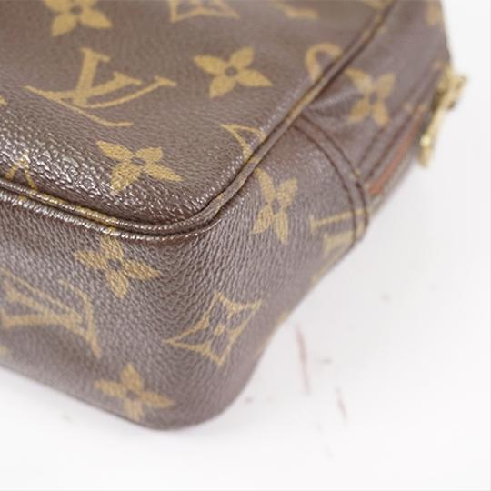 Louis Vuitton Brown Clutch Image 6