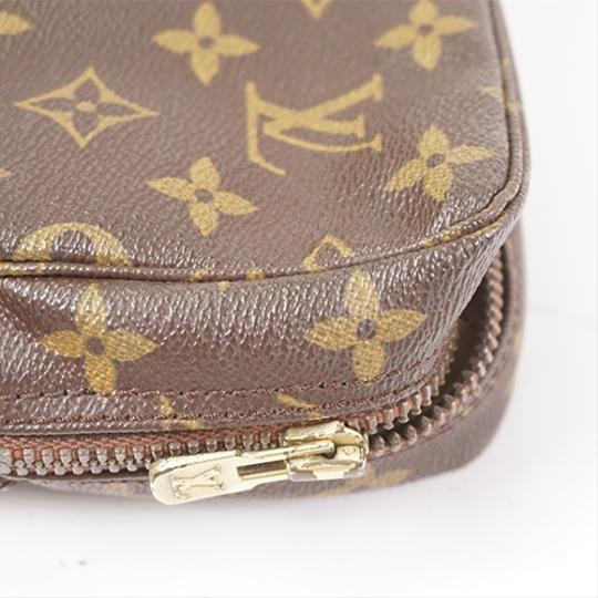 Louis Vuitton Brown Clutch Image 7