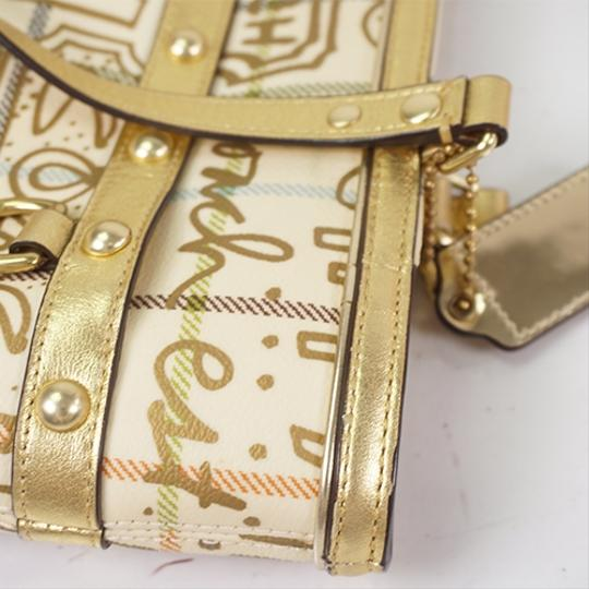 Coach Tote in Ivory Image 7