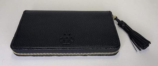 Tory Burch Tory Burch Taylor Zip Continental Wallet Image 11