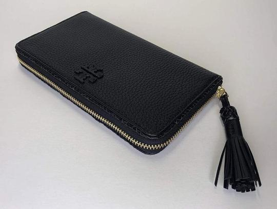 Tory Burch Tory Burch Taylor Zip Continental Wallet Image 8