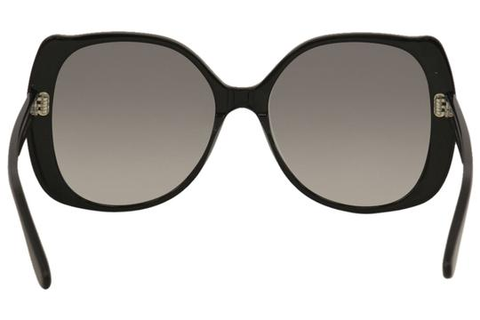 Gucci Gucci Women's Gucci Logo GG0472S GG/0472/S 001 Black Sunglasses 56mm Image 3
