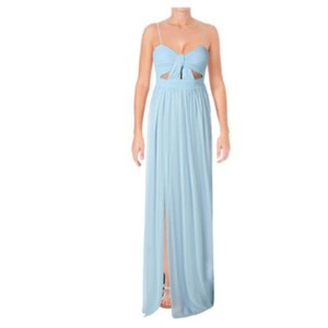 Blue Maxi Dress by Aqua Dresses