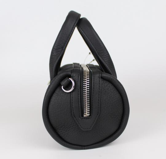 Alexander Wang Date Night Night Out Party Hollywood Studded Satchel in Black Image 8