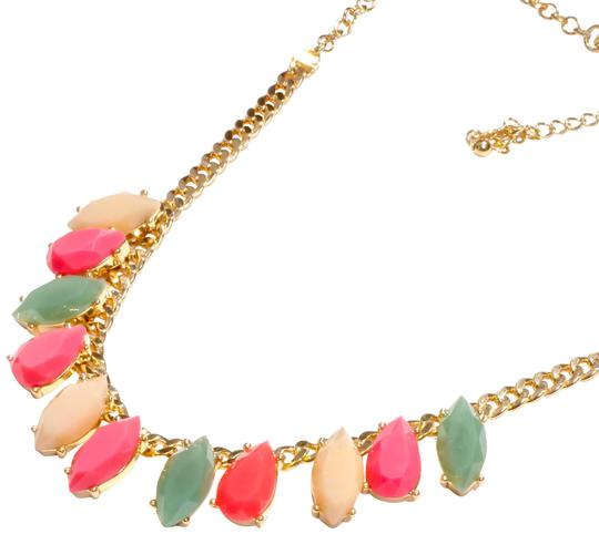 Preload https://img-static.tradesy.com/item/26346676/kate-spade-rainbow-stone-statement-necklace-0-2-540-540.jpg