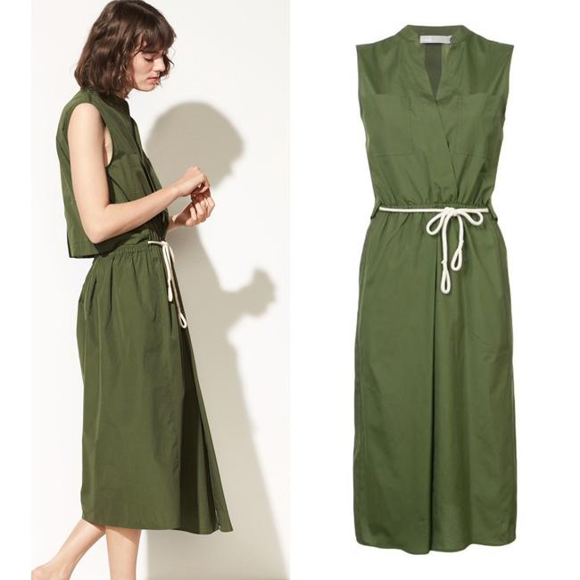 Green Maxi Dress by Vince Image 1