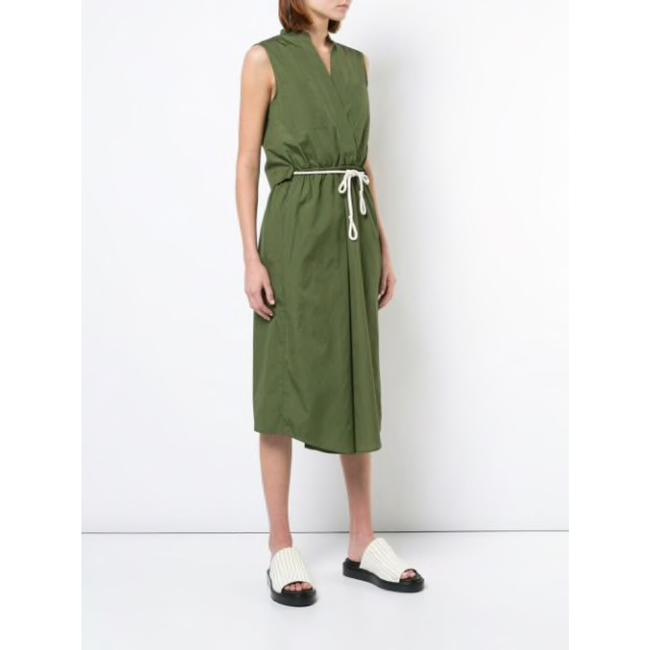 Green Maxi Dress by Vince Image 2