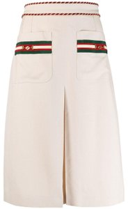 Gucci Skirt white