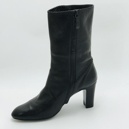 Cole Haan Dark Brown Boots Image 3