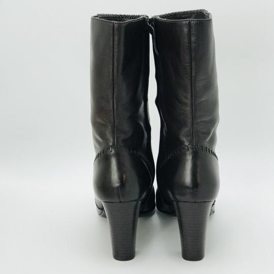 Cole Haan Dark Brown Boots Image 7