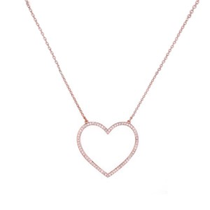 Kate Spade Kate Spade Yours Truly Open Heart Necklace