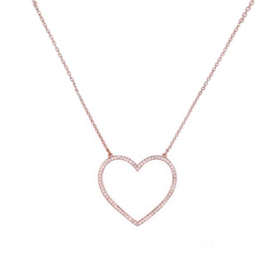 Preload https://img-static.tradesy.com/item/26346939/kate-spade-yours-truly-open-heart-necklace-0-0-540-540.jpg