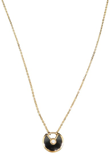 Preload https://img-static.tradesy.com/item/26346969/cartier-rose-gold-xs-amulette-de-necklace-0-4-540-540.jpg