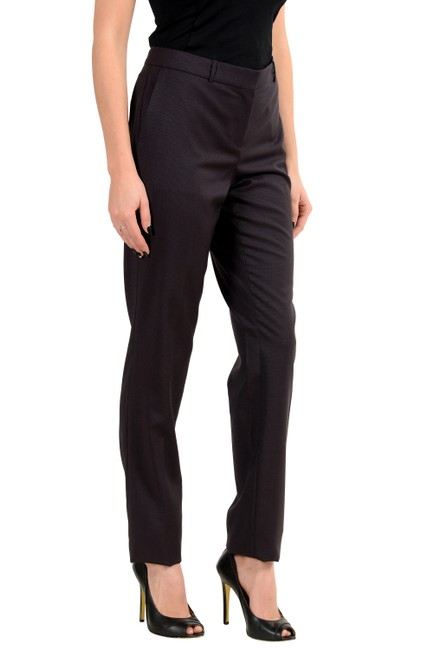 HUGO BOSS Straight Pants Multicolor Image 1