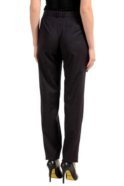 HUGO BOSS Straight Pants Multicolor Image 2
